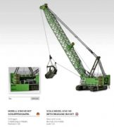 Sennebogen 6140 HD Dragline Bucket